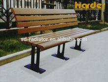 Modern outdoor wood bench,Garden Bench