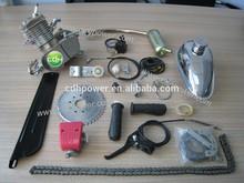 gasoline engines for bicycles/kit de motor para bicicleta 80 cc/motorized bicycle bike gas engine kit