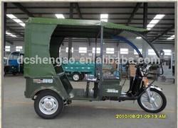 Three wheels e rickshaw for India, Hot sale e rickshaw for passenger