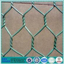 Triple Twist Colored Pvc Coated Hexagonal Mesh