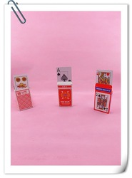 costumed standard playing card