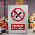 حار منتجات جديدة من أجل 2015 ممنوع التدخين توقيع معدن القصدير خمر
