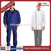 TC twill fabric 65/35 21*21/108*58 Uniform Fabric