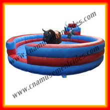 Exciting outdoor entertainment for adults ride bull mecanic for sale