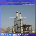 Comestibles de destilación de alcohol destilado de equipos para la producción de alcohol superfino 99.9%
