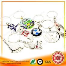 Premium Enamel metal Custom Key Rings, Keyring, Key tag for Promotaion