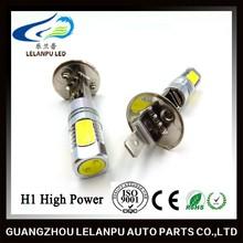 white light H1 high power led lens car fog lamp