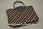 230D nylon foldable shopping bag/shopping bag/