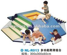 Child Indoor Soft Multifunction Climb & Slide Sets