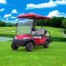 4 Seater Electric Operated Golf Car (LT-A627.2+2) CE certificate