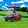 4 Seater Electric Operated Golf Car (LT-A627.2+2) CE certificate