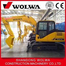 high quality small 10 ton hydraulic crawler excavator