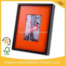 Classic design Plastic photo frame picture frame