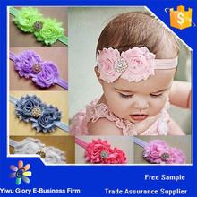 Trade assurance baby headband wholesale girls hair accessories