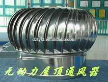 Prezzo di non- power tetto turbina ad aria ventilatore