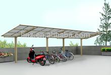 2015 multifunctional carport siding