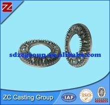 OEM/ODM ZC cast iron brake pads