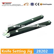 ensambladora 28202 cuchillo de ajuste de la plantilla