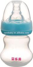 2oz 60ml cute baby food fruit juice and medicine water nursing bottle