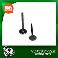 High quality GY6 70cc Motorcycle Engine Intake Valve and Exhaust Valve made in China
