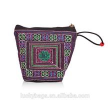 2015 new bags women handbags ethnic canvas handbag