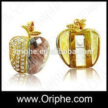 promotional jewelry cartoon usb flash drives!Fruit shape usb flash drive
