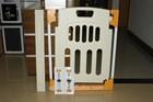 Anji Kaifeng Eco-Friendly metal and plastic expandable pet fence