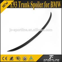 Carbon Fiber Material 3 Series M3 Design E93 Trunk Spoiler for BMW 325 328 330 335 Convertible 07-13