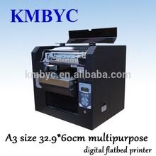 a3 size high speed digital flatbed multipurpose printer pen