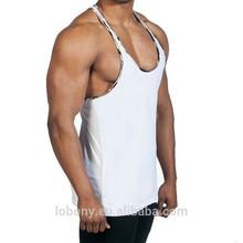 2015 NEW Men's Trainning Gym Tank Tops Fitness Stringer Vest Camo Binding Singlet