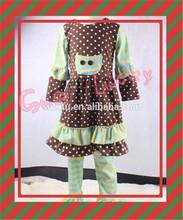 Korean fashion skirt clothing set toddler girl clothing boutique outfit wholesale smocked clothing export clothing oem
