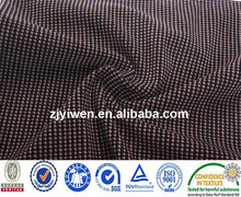 High quality China manufacture swallow gird fashion dress knitted fabric
