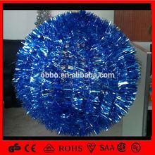 3D christmas ball Christmas led ball lighted decoration ornament Laser Pointer Led Light Ball Pen Pda Stylus Pen