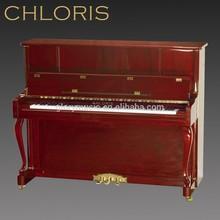 Classic Curly Leg Vertical Piano HU-123M