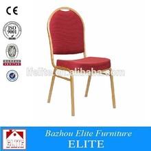 Exquisite And Gold Aluminum restaurant chairs philippines EL-191
