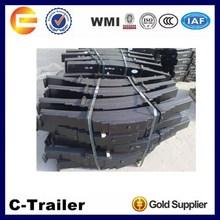 truck trailer chengda factory leaf spring suspension