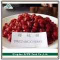 Secas preservada cereja frutas em tamanho grande na venda