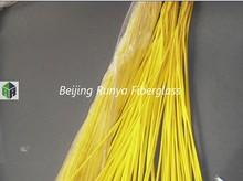 woven bag packing, Runya 6mm PVC coated fiberglass braided sleeving