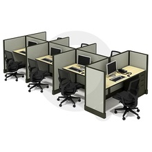 Cheap price call center cubicles,simple office cubicles N006