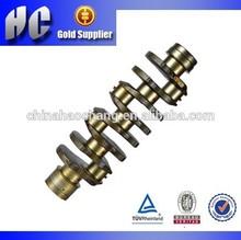 For Isuzu 4HE1T diesel engine crankshaft