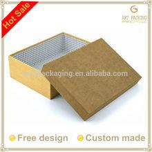 Custom made packaging gift box