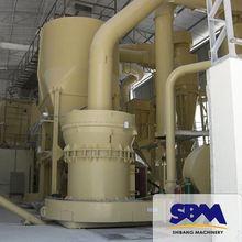 rendement élevé et la garantie de qualité du minerai de titane moulin