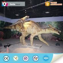indoor exhibition animatronic dinosaur status