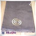 2015 venta caliente de la cinta de seda del bordado