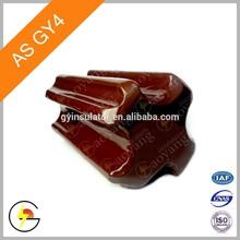Strain (AS GY4) Porcelain Insulator / Stay (Guy) Insulators
