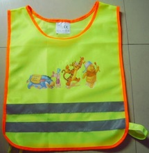 cute baby reflective safety conforms to EN 1150 Class2