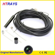 factory supply 10M 2MPx 9mm oem usb inspection camera waterproof with 1600x1200 resolution