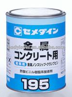 cemedine Thermoplastic Resin Adhesive (solvent type) 195