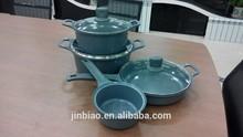 die cast aluminum ceramic kitchenware