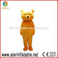 masha 2015 y el oso mascota trajes